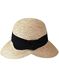 Women's Baseball Cap Summer Straw Hat Sun Protection Seaside Travel Beach Hat Shade Duck Tongue Sunhat
