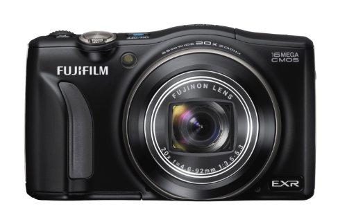FUJIFILM デジタルカメラ FinePix F770EXR  光学20倍 ブラック F FX-F770EXR B