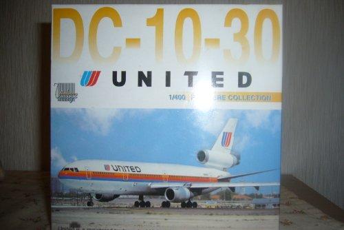 ドラゴンウィングス UNITED DC-10-30  1/400