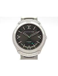 (ルイヴィトン)LOUIS VUITTON 腕時計 フィフティーファイブ GMT オートマチック Q6D30 SS 中古