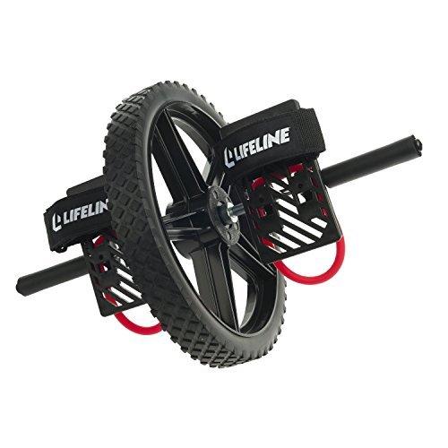 第5位:Lifeline(ライフライン)『Lifeline Power Wheel 腹筋ローラー』