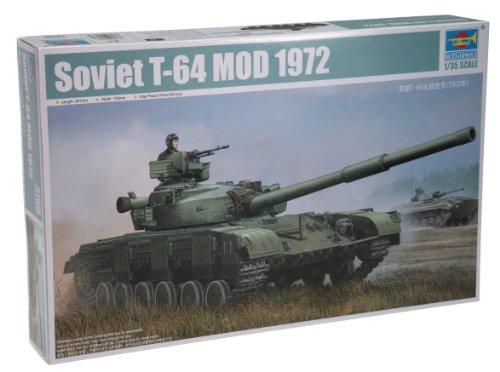 1/35 ソビエト軍 T-64 主力戦車 Mod.1972