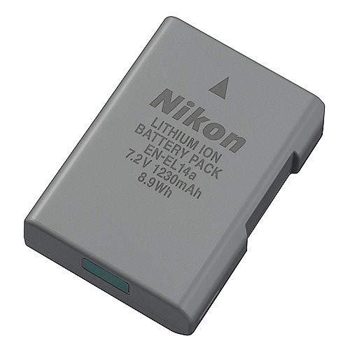 ニコン Nikon Li-ionリチャージャブルバッテリー EN-EL14a