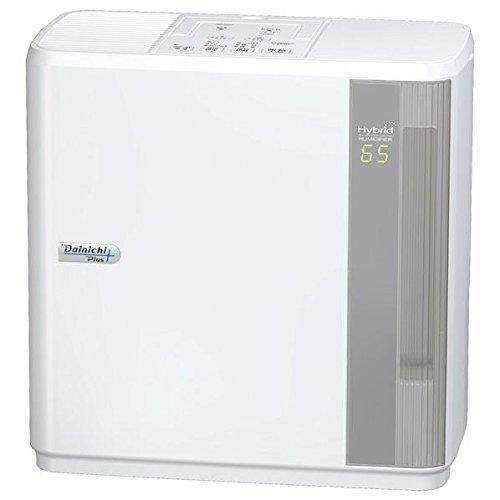 ダイニチ ハイブリッド式加湿器 ホワイト HD-5017-W