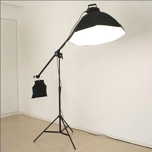 写真撮影用照明機材スタンド取付ブームセット【専用オプションの為、単品ではお使い頂けません。】
