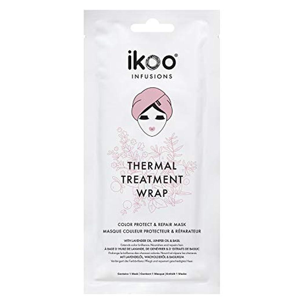 健康的男必要条件ikoo/ラップトリートメント カラープロテクト&リペア