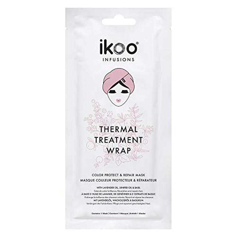 無意識それる承認するikoo/ラップトリートメント カラープロテクト&リペア