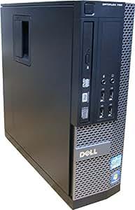 中古パソコン デスクトップ DELL OptiPlex 790 SFF Core i5 2500 3.30GHz 4GBメモリ 500GB Sマルチ Windows7 Pro 搭載 リカバリーディスク付属 動作保証30日間