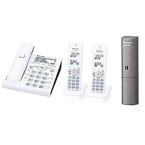 パナソニック デジタルコードレス電話機 子機2...の関連商品5