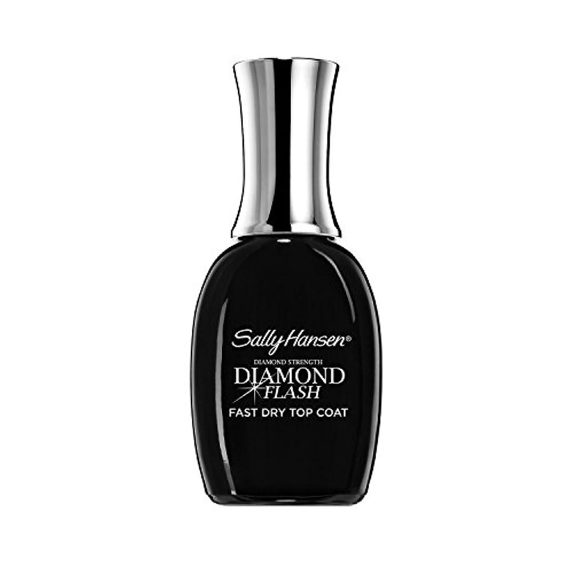Sally Hansen Diamond Flash Fast Dry Top Coat 14 ml (並行輸入品)
