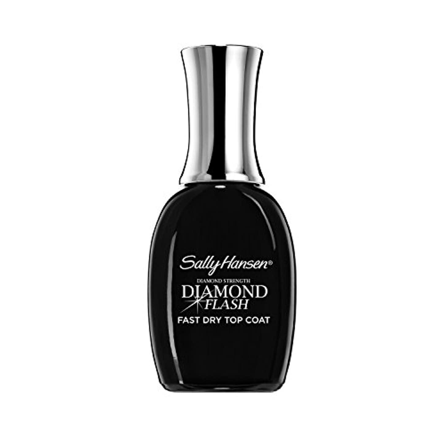 Sally Hansen Diamond Flash Fast Dry Top Coat 14 ml (並行輸入品)