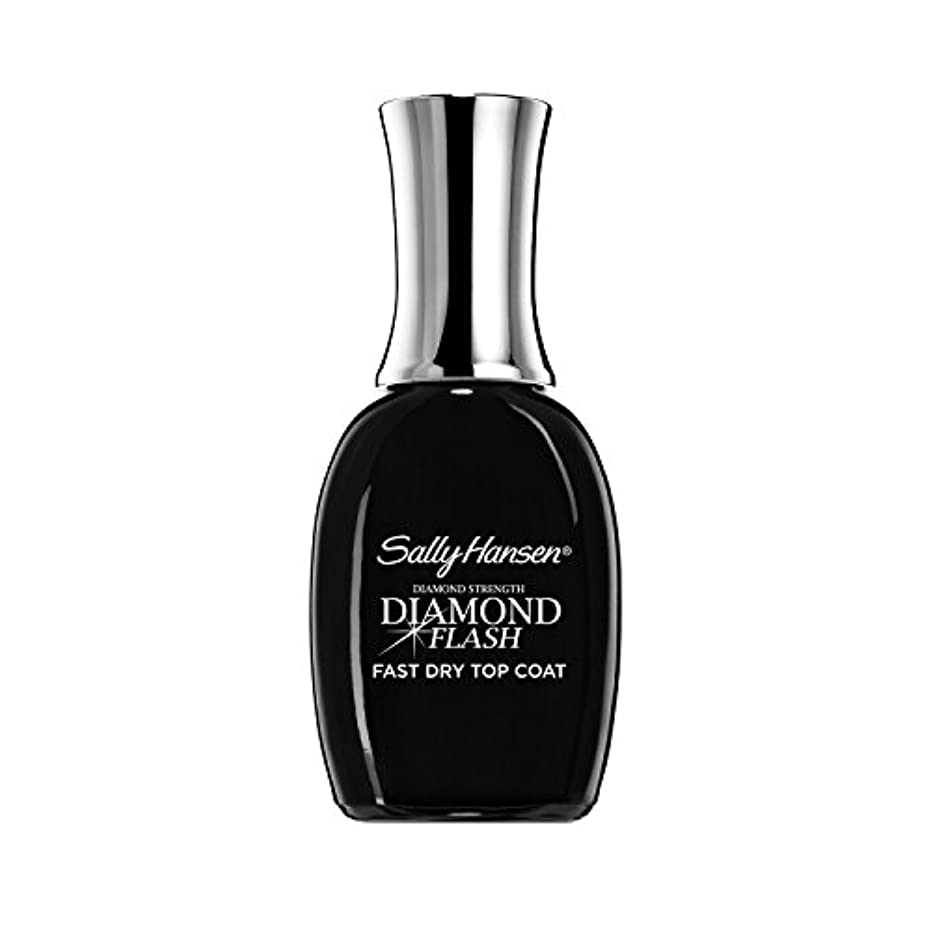 起こりやすい負荷有料Sally Hansen Diamond Flash Fast Dry Top Coat 14 ml (並行輸入品)