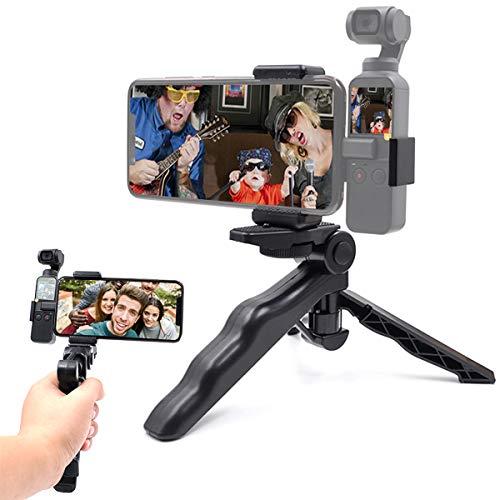STARTRC OSMO Pocket 携帯電話三脚、多機能三脚ブラケット for DJI OSMO Pocket ハンドヘルドカメラの電話三脚ブラケット
