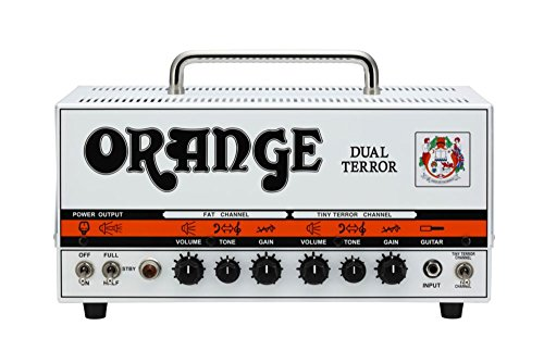 ORANGE Dual Terror 30W Guitar Amp Head, Class A ギターアンプヘッド DUAL TERROR30 Orange