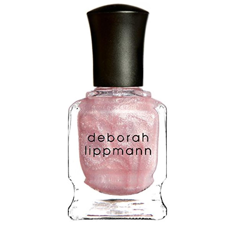 保育園家族出血[Deborah Lippmann] デボラリップマン ポリッシュ ピンク系 15mL (ホワットエバー ローラ ウォンツ)