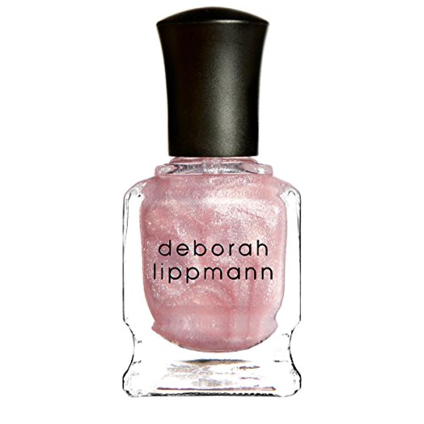 代わりに中級しかし[Deborah Lippmann] デボラリップマン ポリッシュ ピンク系 15mL (ホワットエバー ローラ ウォンツ)