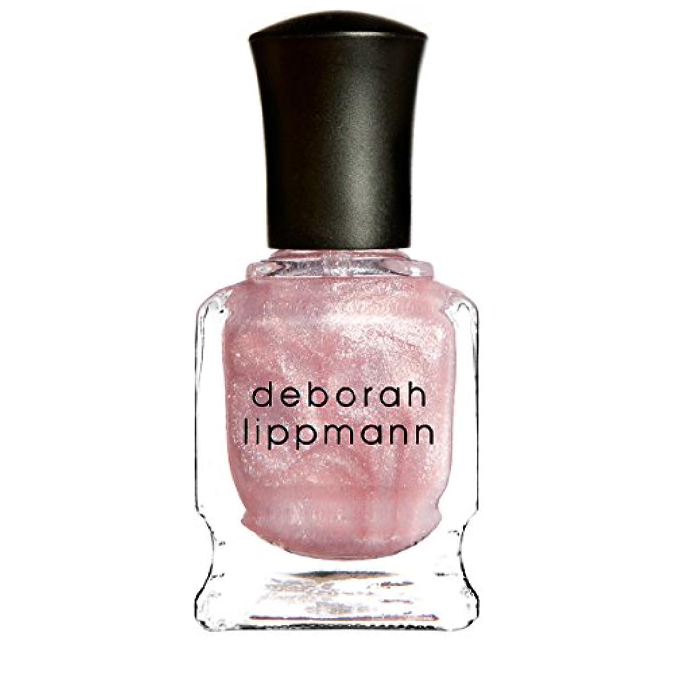 ふざけたシャトル同化する[Deborah Lippmann] デボラリップマン ポリッシュ ピンク系 15mL (ホワットエバー ローラ ウォンツ)