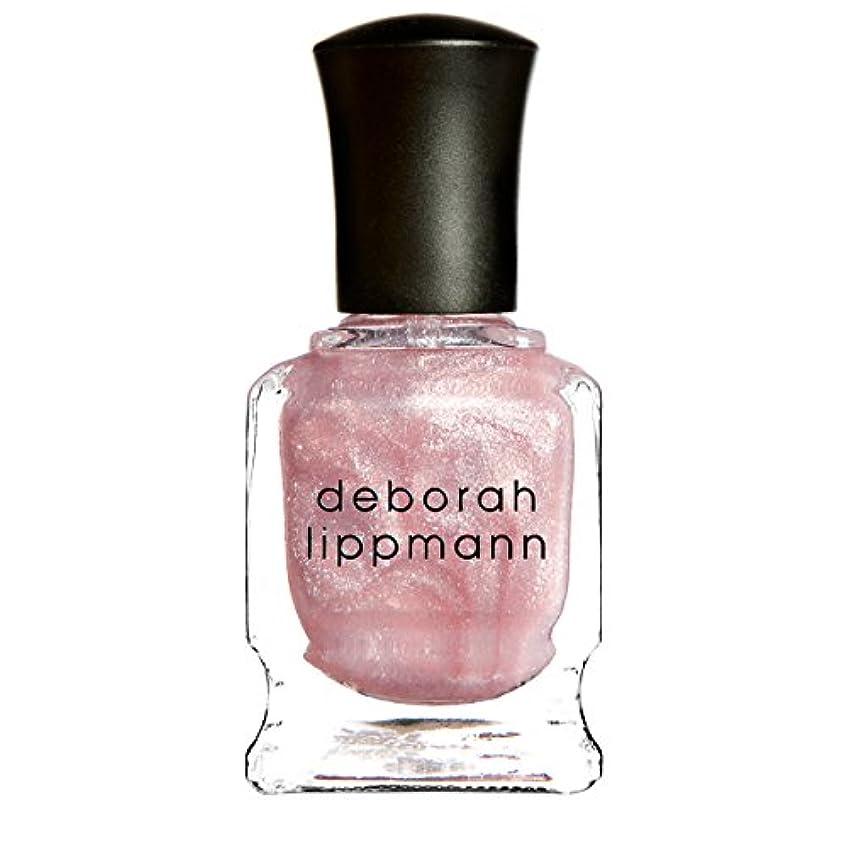銀河傘人類[Deborah Lippmann] デボラリップマン ポリッシュ ピンク系 15mL (ホワットエバー ローラ ウォンツ)
