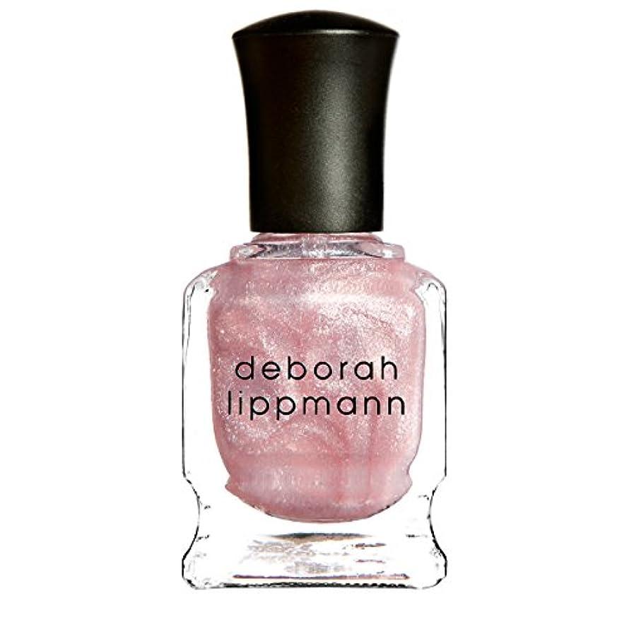 入口代わりに免除する[Deborah Lippmann] デボラリップマン ポリッシュ ピンク系 15mL (ホワットエバー ローラ ウォンツ)