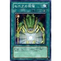 遊戯王カード セベクの祝福 SD09-JP020N