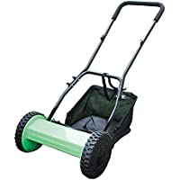 手押し式芝刈り機 1個 芝刈機 草刈り機 草刈機 手動 リールタイプ 家庭用 軽量 刈高調節可能