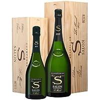 サロン 1997 正規品 木箱入り シャンパン辛口 白 750ml SALON CuveeS 1997