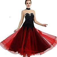 garudaレディース社交ダンスドレス パーティーダンス発表会ドレス イベント 発表会ドレス セクシーワンピース