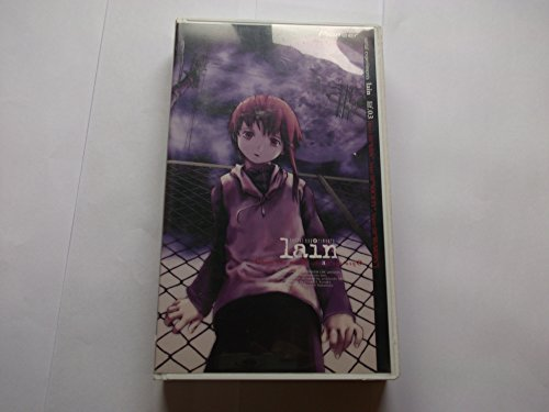 serial experiments lain lif.03 [VHS]