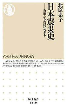 日本震災史 ──復旧から復興への歩み (ちくま新書)