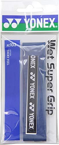 ヨネックス ウェット スーパーグリップ ディープブルー 1セット 20本:1本×20パック
