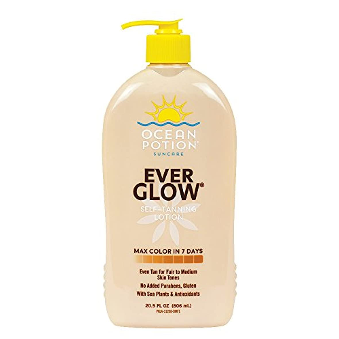 Ocean Potion Ever Glow Self-Tanning Lotion 20.5 fl.oz