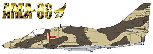 ハセガワ クリエーターワークスシリーズ エリア88 A-4M スカイホーク グレック・ゲイツ 1/48スケール プラモデル 64747