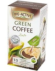 スリミン グリー グコーヒー/5 boxes Big Active La Karnita Green Coffee Slimming Sachet 2 IN 1