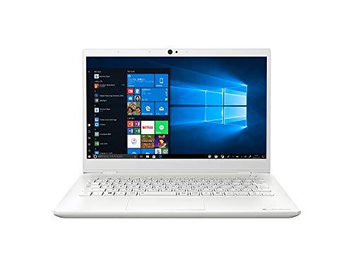 dynabook GZ63/JW Webオリジナルモデル (Windows 10 Home 64ビット/Office Home & Business 2019/13.3型/Core i5/SSD/パールホワイト) PGZ63JW-NEA