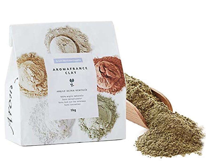 容器アクセス花輪アロマフランス クレイ モンモリオナイト 1kg