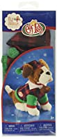 Elf on The Shelf Claus Couture Playful St Bernard PJs Doll, Red/Green 141[並行輸入]