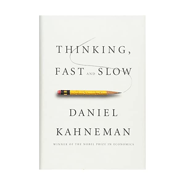 Thinking, Fast and Slowの商品画像