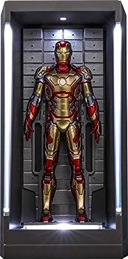 【ムービー・マスターピース COMPACT】『アイアンマン3』ミニチュア・フィギュア シリーズ2 アイアンマン・マーク42(ホール・オブ・アーマー付き)