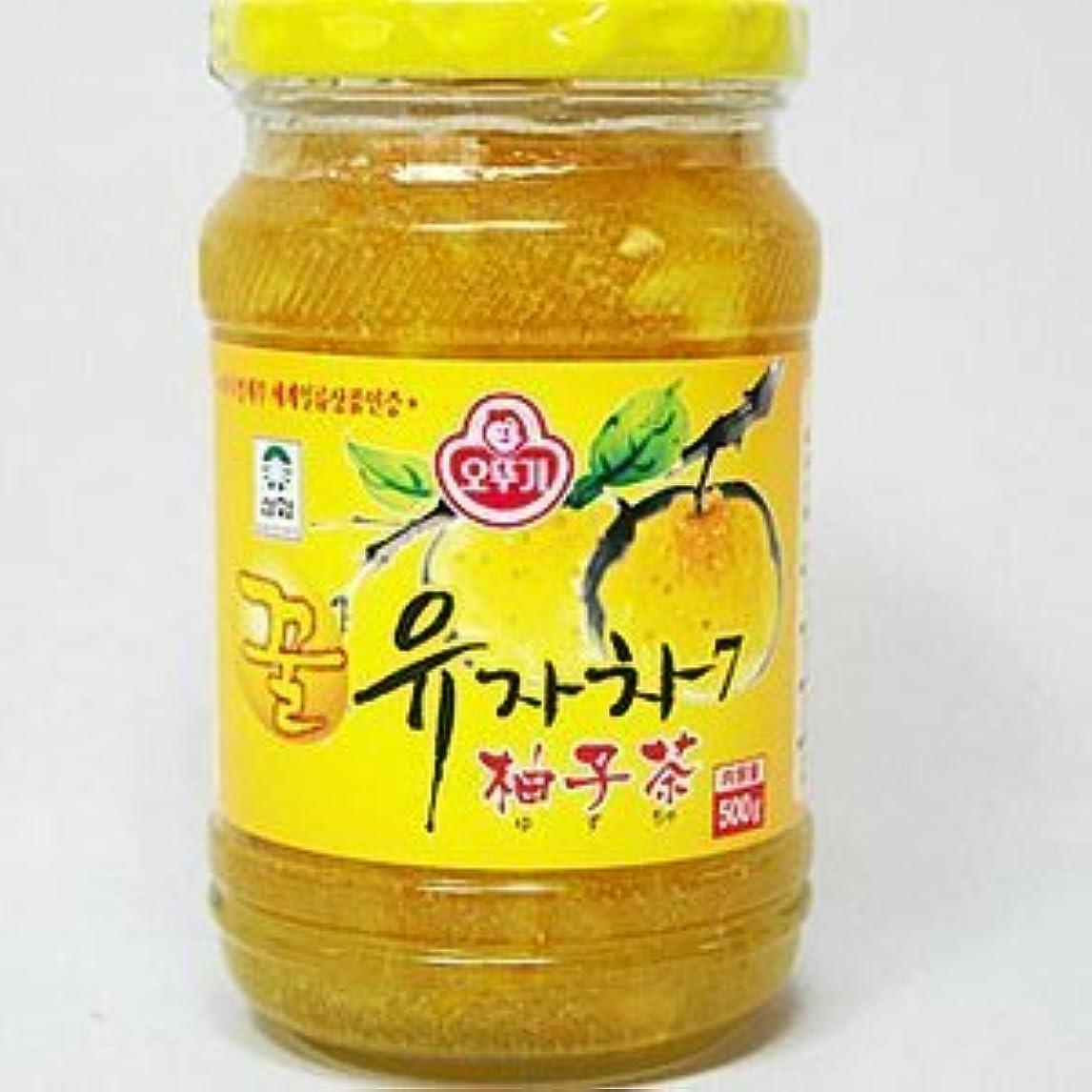 いつでも担保出費韓国 柚子茶 500g×2個セット (オットギ ゆず茶)