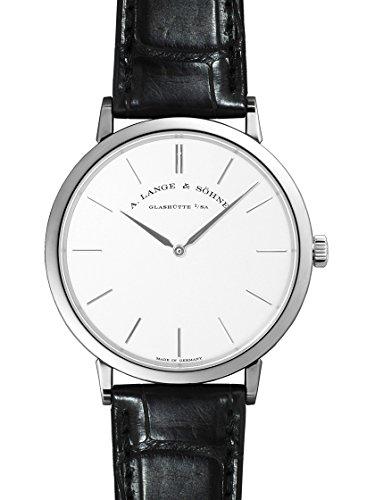 [ランゲ&ゾーネ] A.LANGE&SOHNE 腕時計 サクソニア フラッハ 40ミリ 211.027 手巻き メンズ 新品 [並行輸入品]