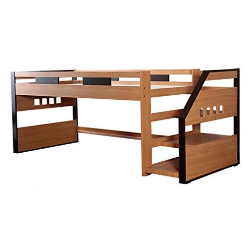 【期間限定15,000円引き】【アウトレット】マルチベッド システムベッド 木製 ロフトベッド(ローベッドなし)