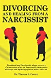 Divorcing and Healing from a Narcissist: Emotional and Narcissistic Abuse Recovery. Co-parenting after an Emotionally destructive Marriage and Splitting up with with a toxic ex 画像