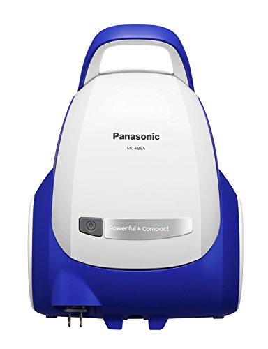 パナソニック紙パック式掃除機ブルーMC-PB6A-A