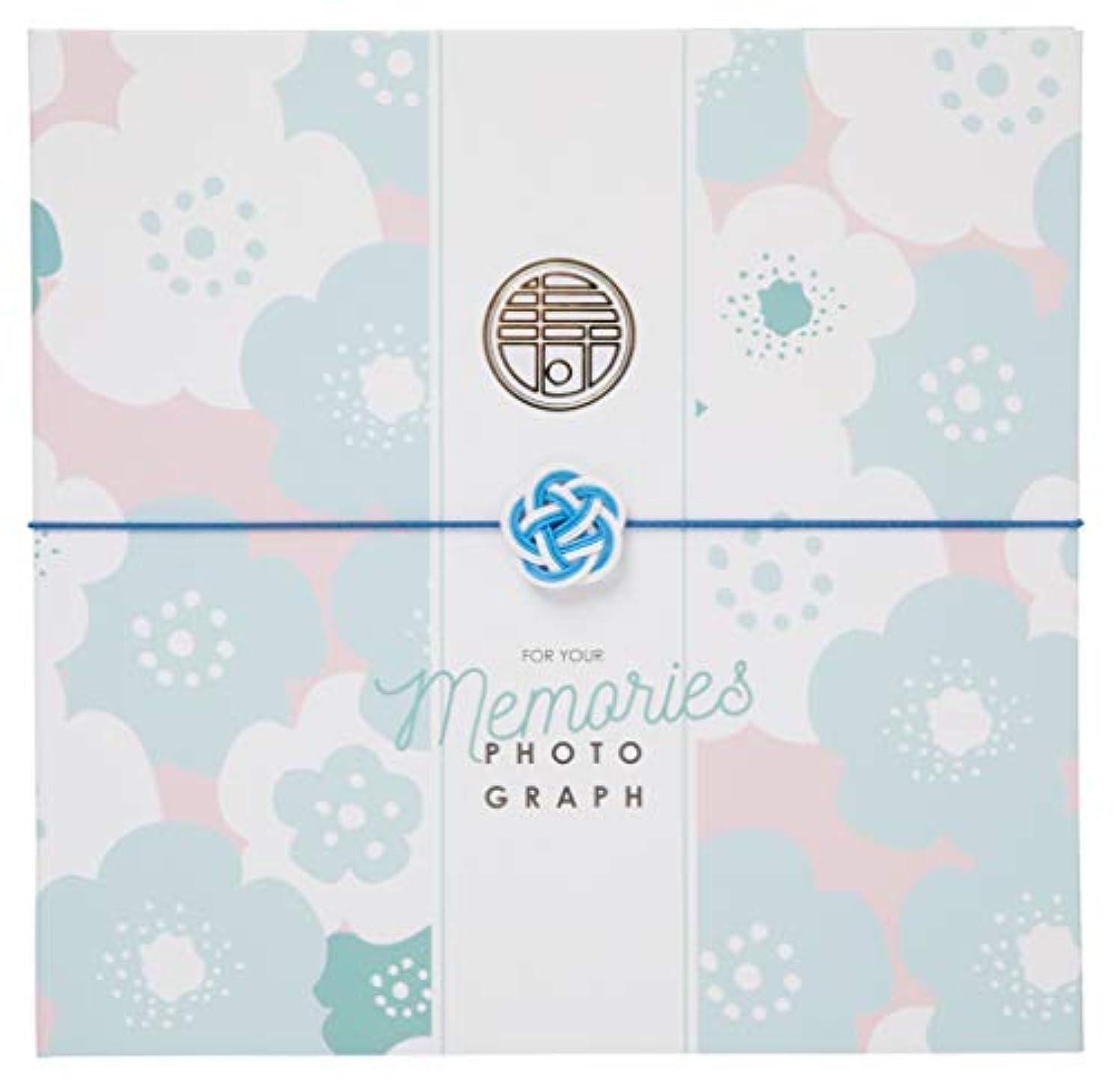 大人検証居住者Chikuma 写真台紙 寿台紙 V-700 2L 2面 ブルー 15522-5