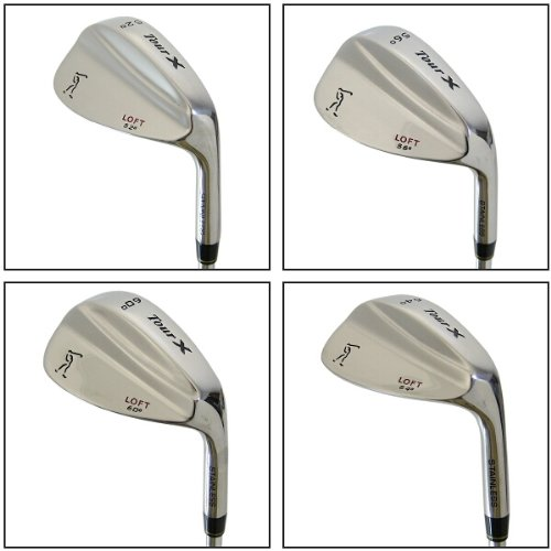 Tour X ウェッジ Tour X Stainless Wedge【USAモデル】