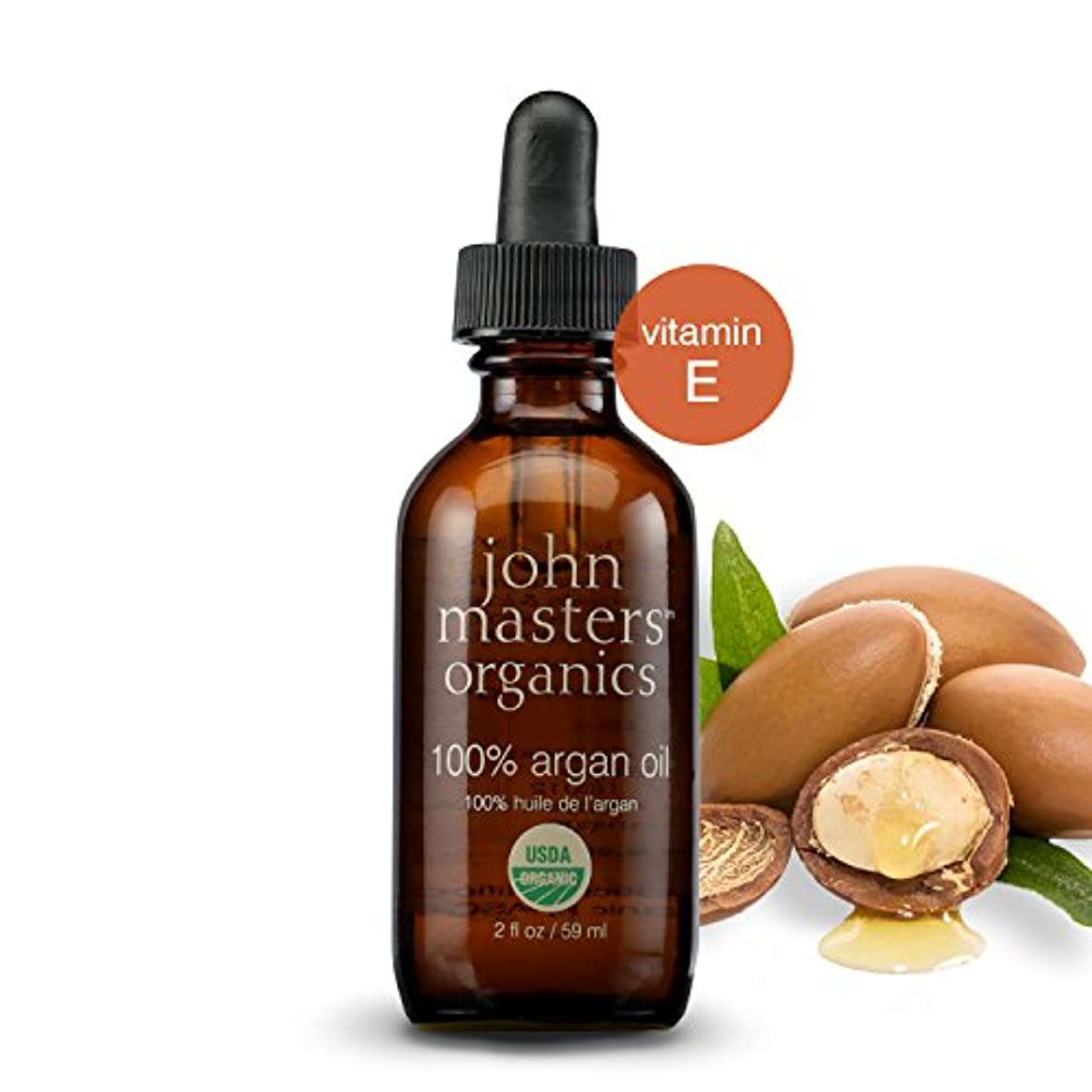 郡プログラム凝縮するジョンマスターオーガニック(john masters organics) ジョンマスターオーガニック ARオイル(アルガンオイル) 美容液 59mL