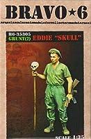 Bravo6 B6-35305 1/35 GRUNT (2) Eddie Skull