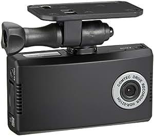 コムテック 衝撃録画GPS対応 補償サービス付常時録画ドライブレコーダー日本製 HDR-021GH