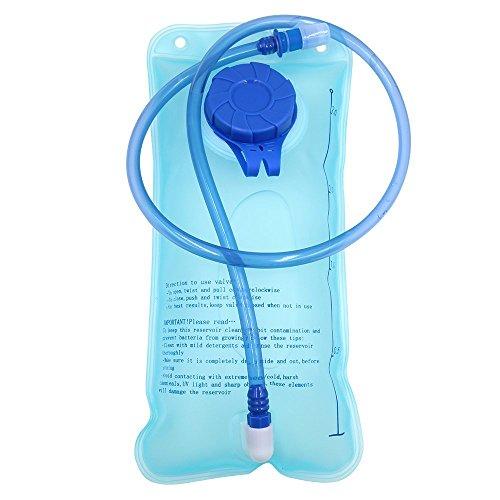 global I mall 水袋 ハイドレーション 2L 水分補給 ハイキング 登山 サイクリング 高品質 ハイドレーション水筒  2L給水袋