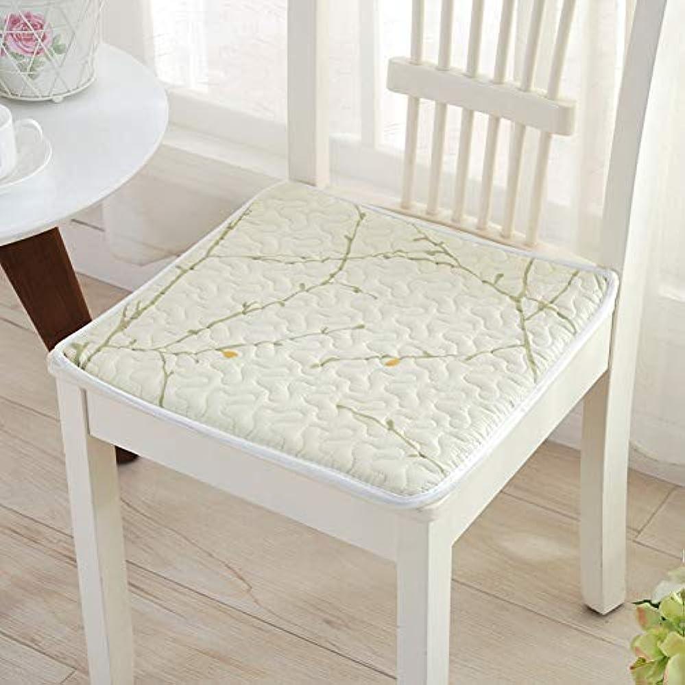 豊かなビヨンドットLIFE 現代スーパーソフト椅子クッション非スリップシートクッションマットソファホームデコレーションバッククッションチェアパッド 40*40/45*45/50*50 センチメートル クッション 椅子